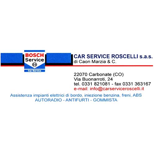 car-service-roscelli